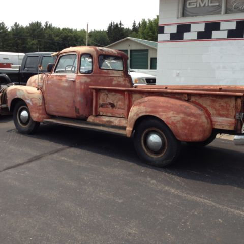 1950 Chevy 3800 series pickup