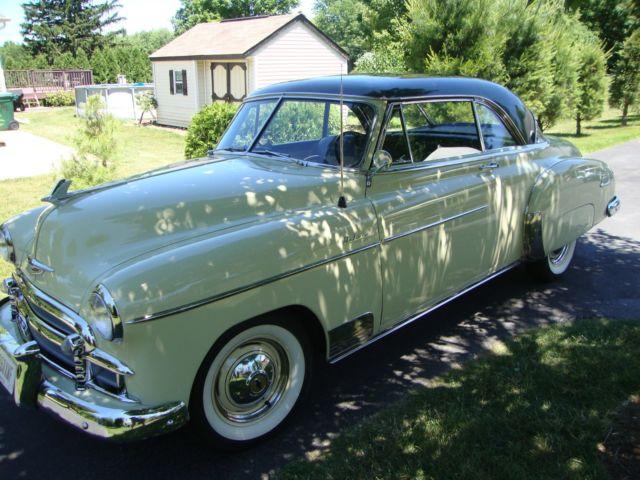 1950 chevy belair deluxe hardtop for 1950 chevy belair 2 door hardtop