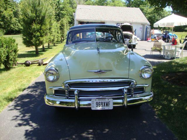 Classic Chevy Mentor >> 1950 Chevy Belair Deluxe Hardtop