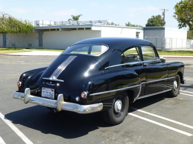 1950 pontiac silver streak 2 door fastback no reserve