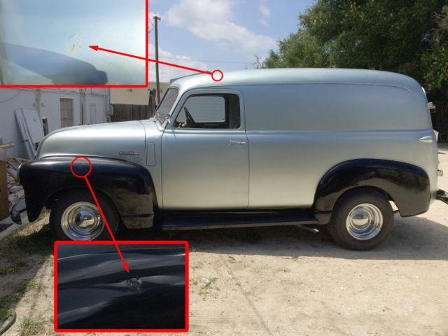 New Smyrna Chevrolet >> 1951 Chevrolet Panel Truck 3100 V8 Chevy 350