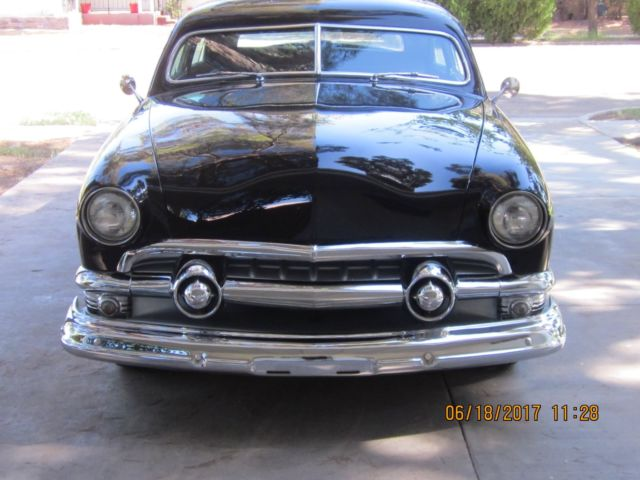 1951 ford custom 2 door sedan for 1951 ford 4 door sedan