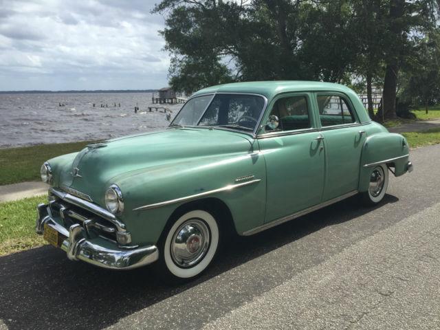 1957 Plymouth Dodge Chrysler MOPAR Buick Hemi 2 Door Station Wagon