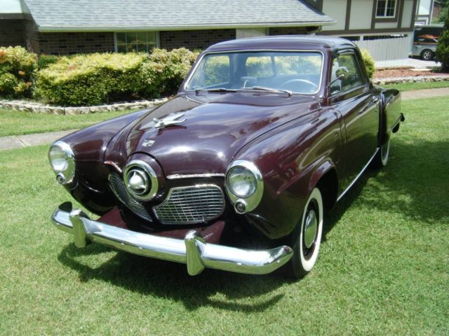 1951 studebaker champion 10g starlight coupe regal - Studebaker champion starlight coupe ...