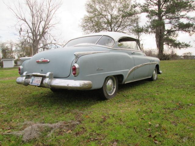 1952 Buick Special 2-door Deluxe Sedan - Model 48D