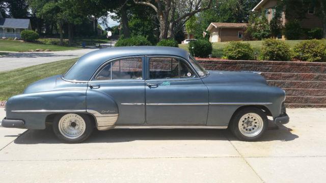 1952 chevrolet styleline deluxe 4 door for 1952 chevrolet 4 door sedan