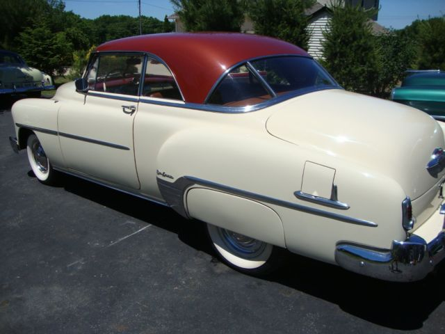 Classic Chevy Mentor >> 1952 Chevy Belair Deluxe