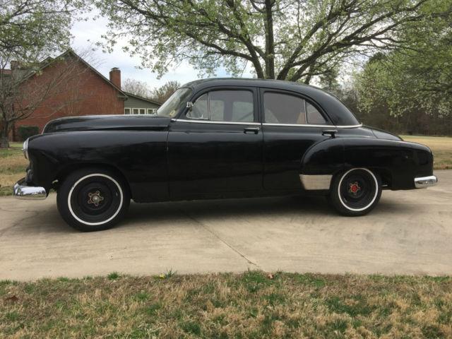 1952 chevy styline 4 door sedan 18k miles motor has less for 1952 chevy 4 door
