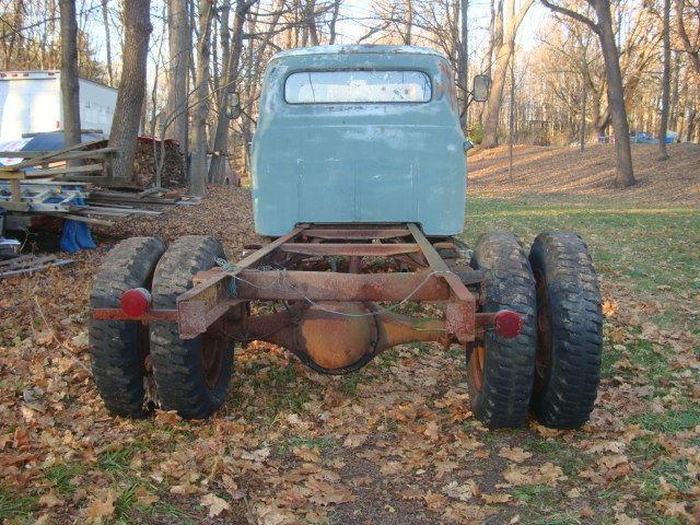 1952 FORD TRUCK RESTORE RAT ROD PROJECT PARTS CAR