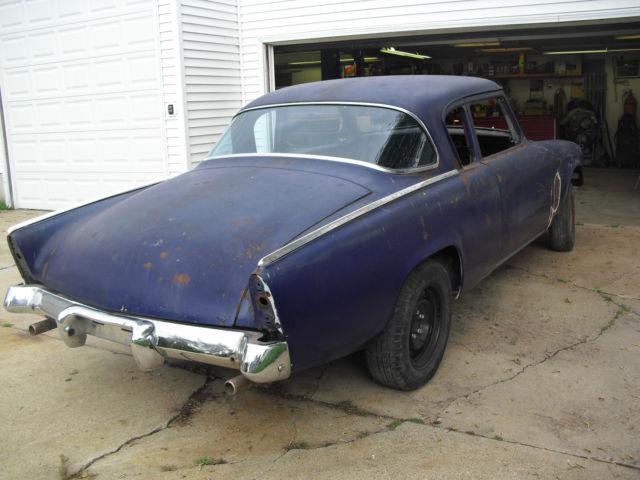 1953 Champion Starlight Coupe Drag Car Rat Rod Land