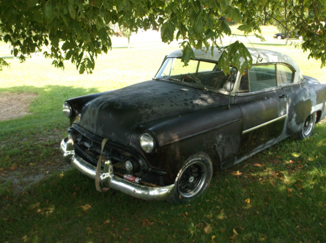 1953 chevrolet 210 belair two door hardtop with all the for 1953 chevy belair 2 door hardtop