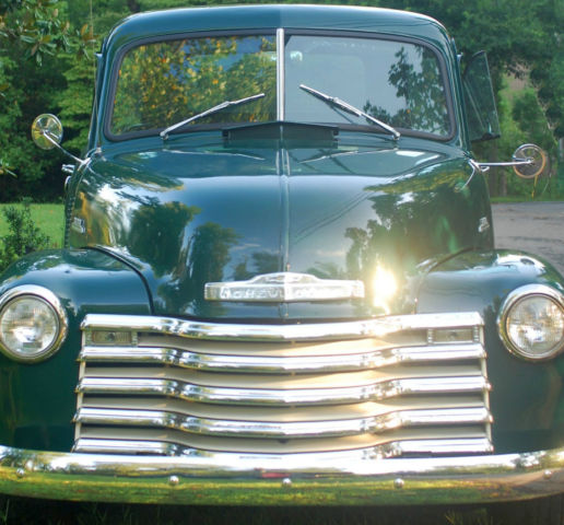1953 chevrolet 3100 5 window step side pickup truck for 1953 5 window