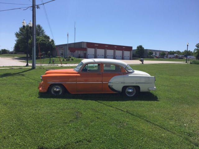 1953 chevrolet belair 4 door sedan no reserve for 1953 belair 4 door