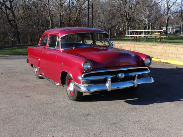 1953 ford customline flathead v8 3 speed manual 2 door sedan for 1953 ford 2 door coupe