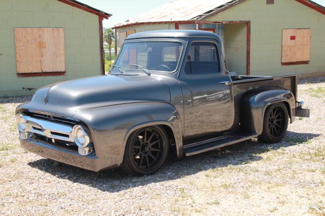 1953 Ford F100 Pickup Truck 1954 1955 1956