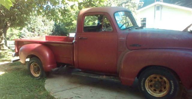 1954 Chevy 3600 Truck