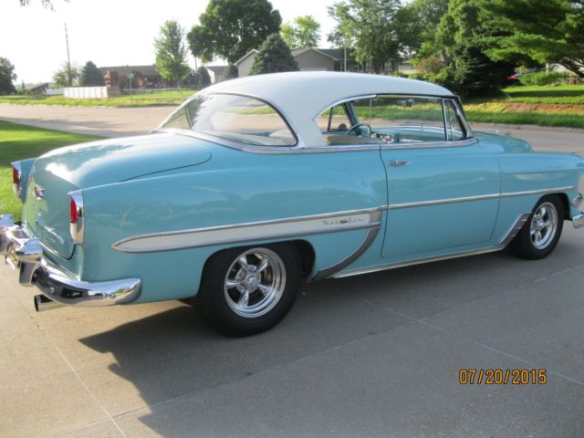 1954 Chevy Belair 2 Dr Hardtop