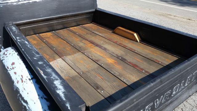 1954 GMC 3100 Rat rod hotrod shop truck ls swap 5 3 overdrive trans