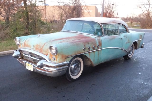 1955 buick century low miles no reserve 2 door hardtop for 1955 buick century 2 door hardtop