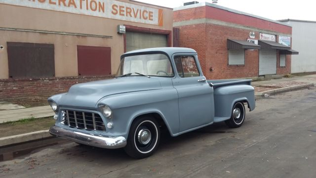 1955 chevrolet truck 3100 short bed big rear window patina for 1957 chevy big window truck for sale