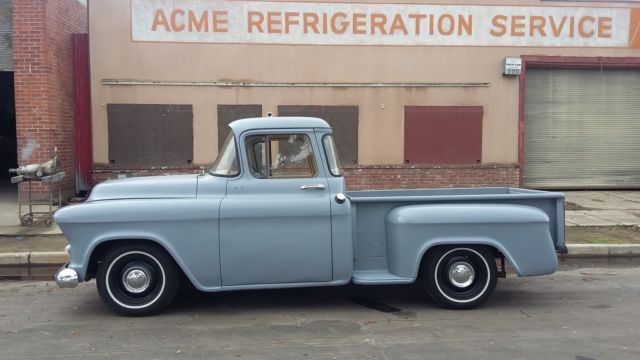 Chevrolet Truck Short Bed Big Rear Window Patina