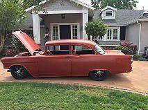 1955 Chevy 210 2 Door Post RestoMod