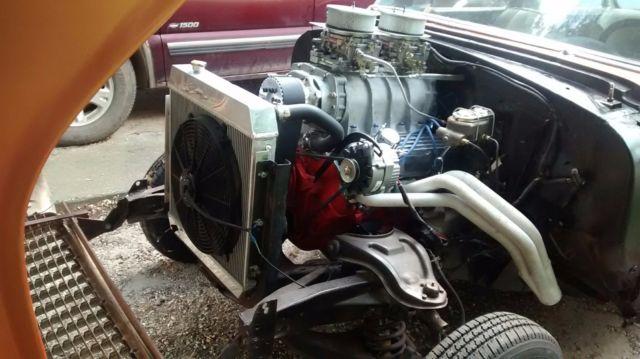 1955 Chevy Bel Air Gasser