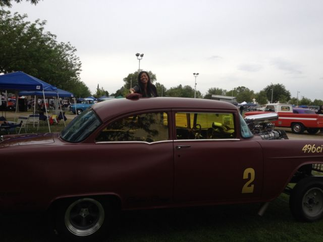1955 chevy gasser 496 big block chevy 671 blower muncie 4 speed. Cars Review. Best American Auto & Cars Review