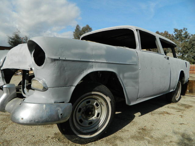 1955 Chevy Nomad Project Car Excellent Candidate For