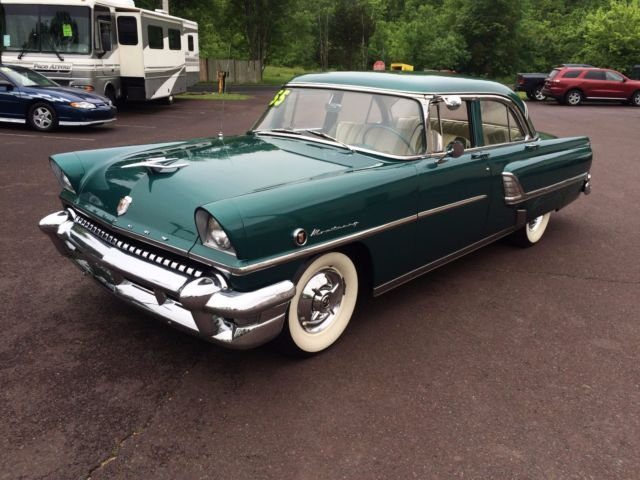 1955 mercury monterey sdn same owner since 1959 in for 1955 mercury monterey 4 door