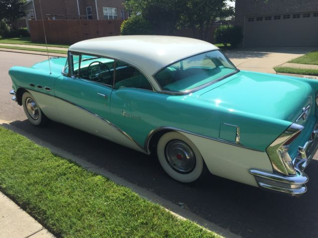 1956 buick special classic 2 door hardtop for 1956 buick special 2 door