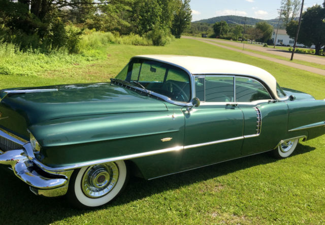 1956 cadillac 4 door hard top for 1956 cadillac 4 door sedan