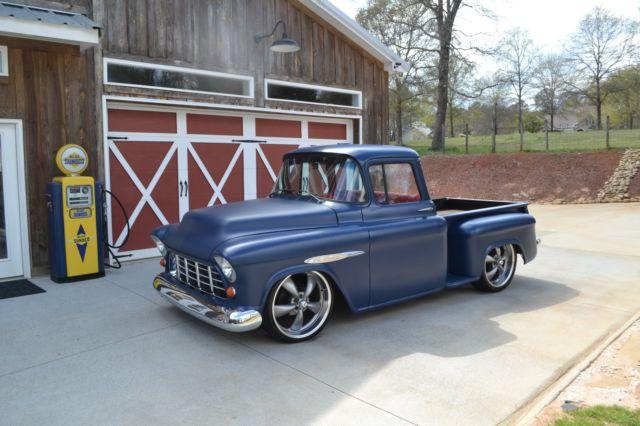 1956 Chevrolet Truck Street Rod Flat Rodother Trucks