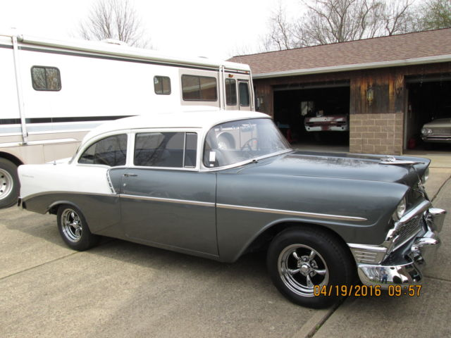 1956 Chevy 210 2 Door Sedan 1 Amp 1 2 Yr Resto