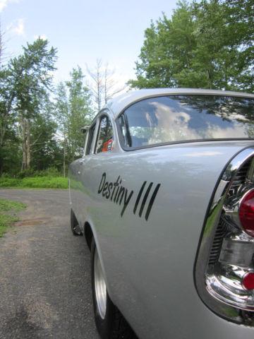 1956 Chevy Gasser With Blueprint Stroker 383