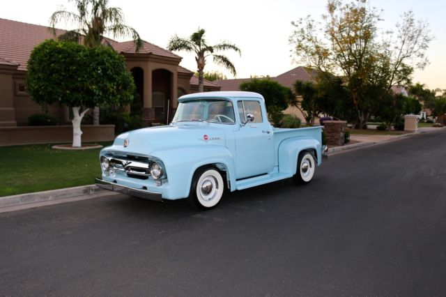 1956 ford f100 big window pickup truck 1955 1954 1953