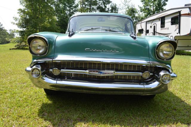 1957 chevrolet 210 2 door post unrestored classic for 1957 chevy 210 2 door