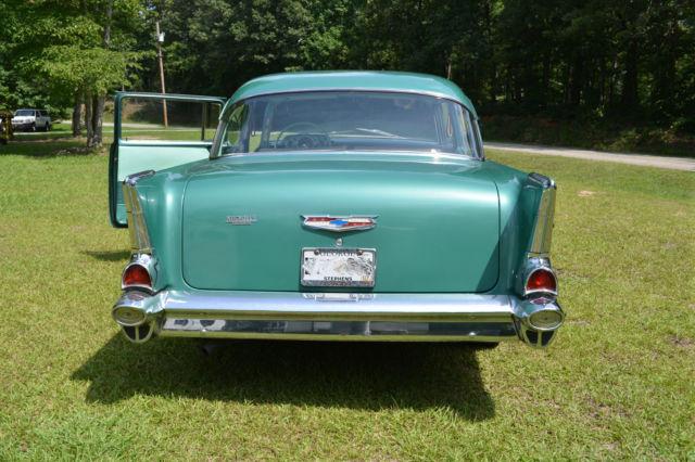 1957 chevrolet 210 2 door post unrestored classic for 1957 chevrolet 2 door post