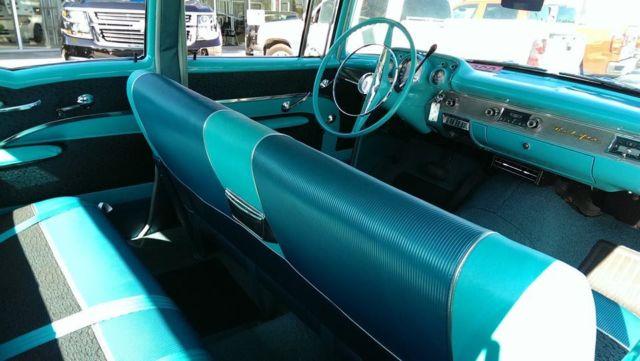 Woody Folsom Chevrolet >> 1957 Chevrolet Belair - 283 V8 - Air Conditioner - 4 Door ...