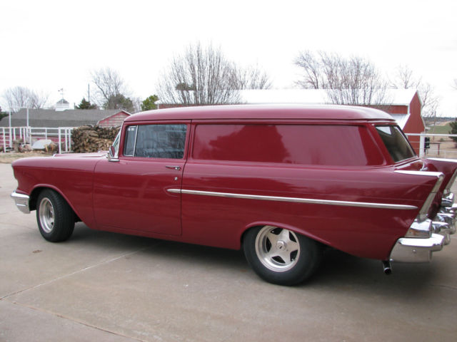 1957 chevy 2 door wagon sedan delivery for 1957 chevy two door wagon