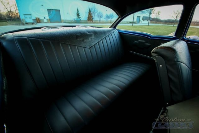 1957 Chevy 210 Protouring Show Car Bel Air Custom Interior 468ci Frame Off