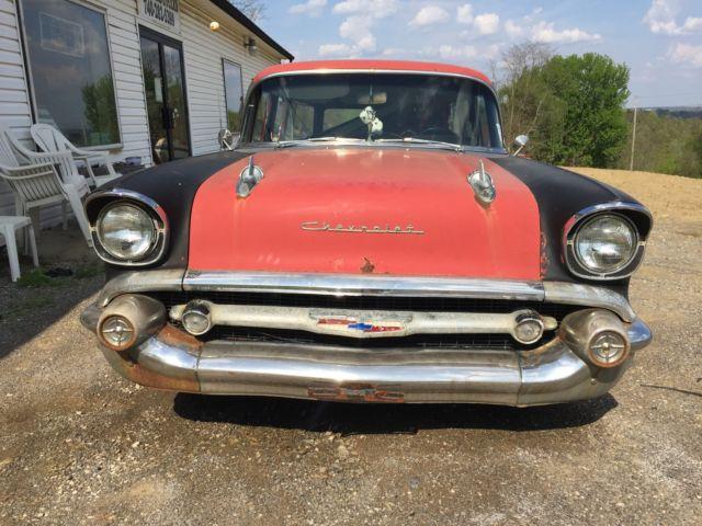 1957 chevy 210 townsman station wagon 4 door 6 passenger for 1957 chevy wagon 4 door