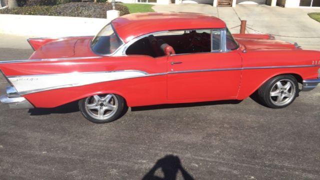 1957 Chevy Bel Air Hard Top