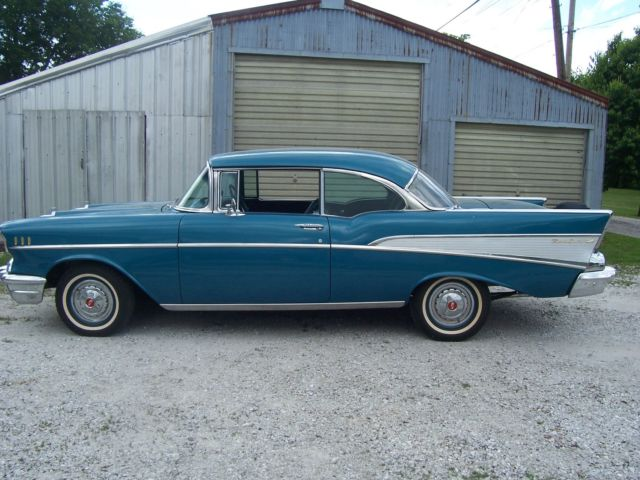 1957 chevy belair 2 door hardtop for 1957 chevy belair 2 door