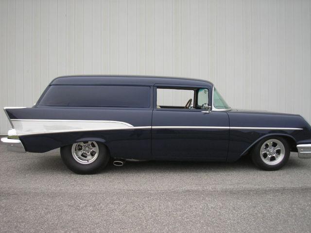 1957 Chevy Sedan Delivery Resto Mod