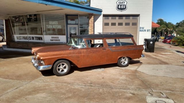 1957 ford 2 door ranch wagon 2 owner new mexico clean for 1957 ford 2 door ranch wagon