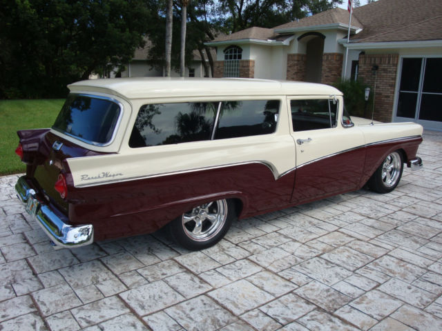 1957 ford del rio ranch wagon very rare 2 door wagon ford for 1957 ford 2 door ranch wagon