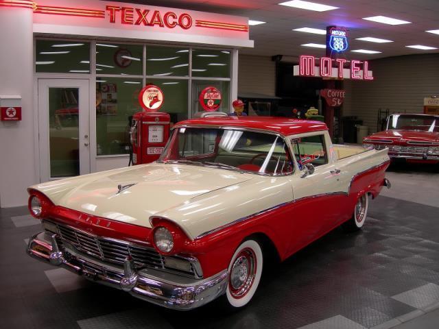 1957 ford ranchero pick up - 1957 Ford Ranchero