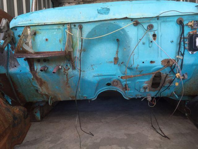 1958 Chevy Apache Parts