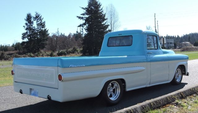 1959 Chevrolet Apache Custom Fleetside